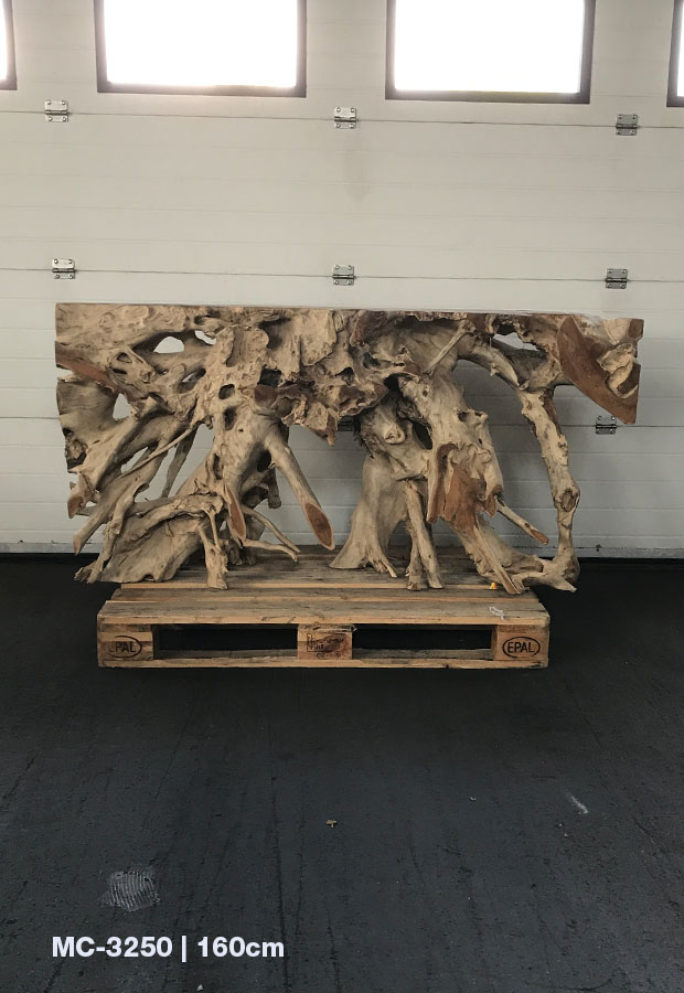 Muurconsole MC-3250   160cm
