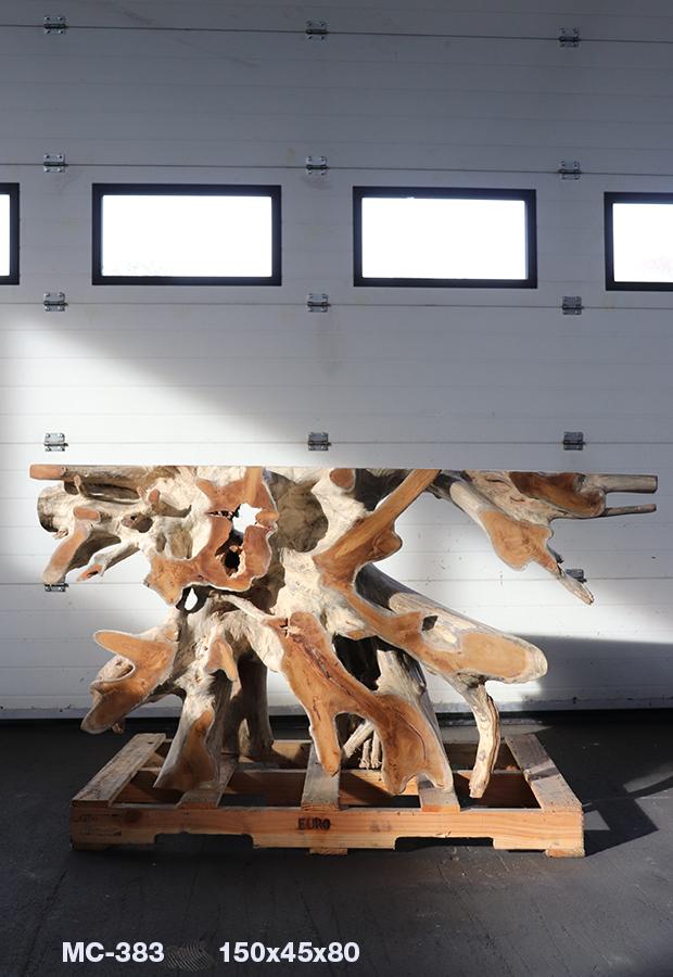 Muurconsole MC-383 | 150 cm
